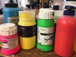 Veranstaltung Kinder Ferienworkshop Acryl-Malerei