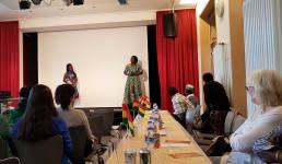 Ghana Buchvorstellung