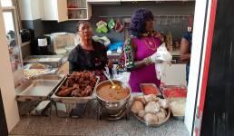 Ghanaisches Essen